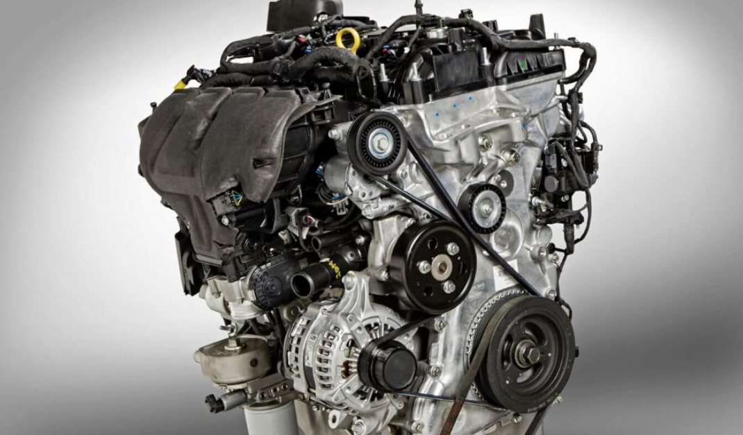 2022 GMC Jimmy Engine
