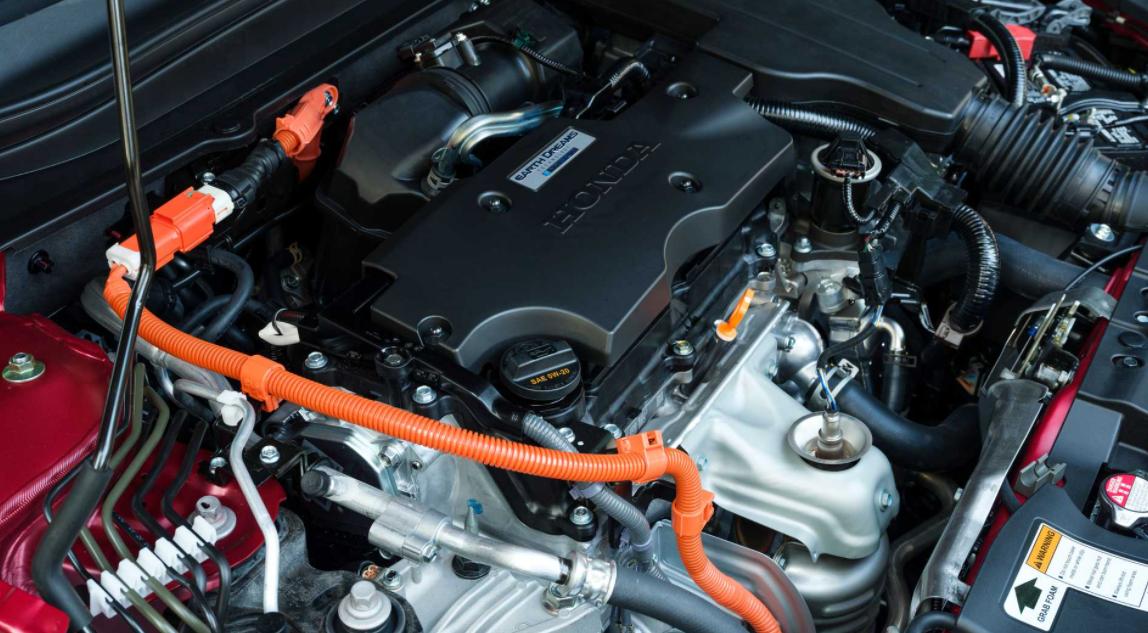 2022 Honda Accord Sport Engine