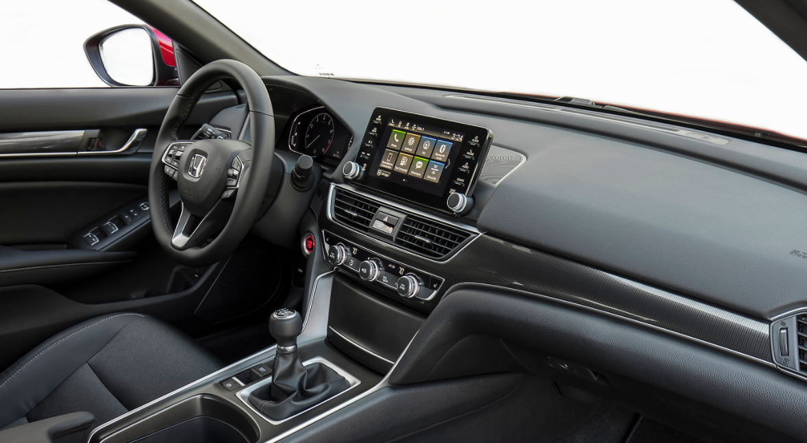 2022 Honda Accord Sport Interior