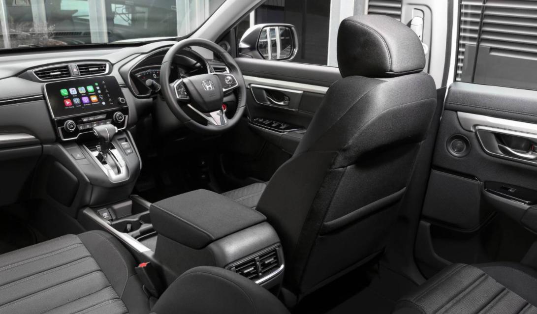 2022 Honda HRV Interior