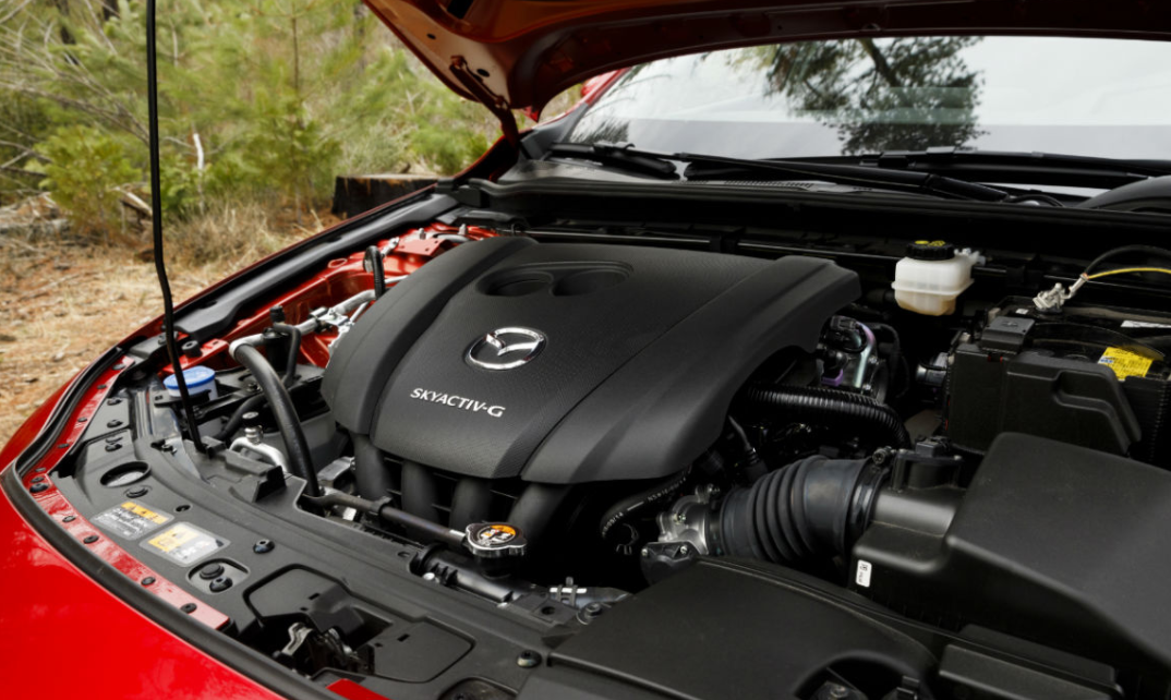 2022 Mazda 3 Engine