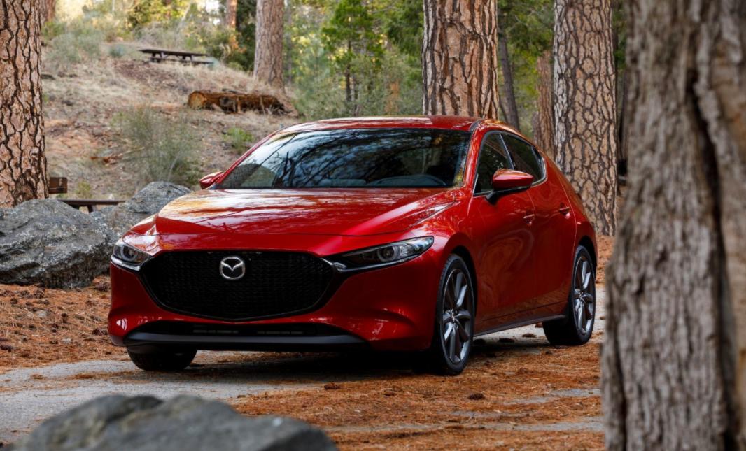 2022 Mazda 3 Exterior