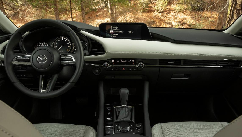 2022 Mazda 3 Interior