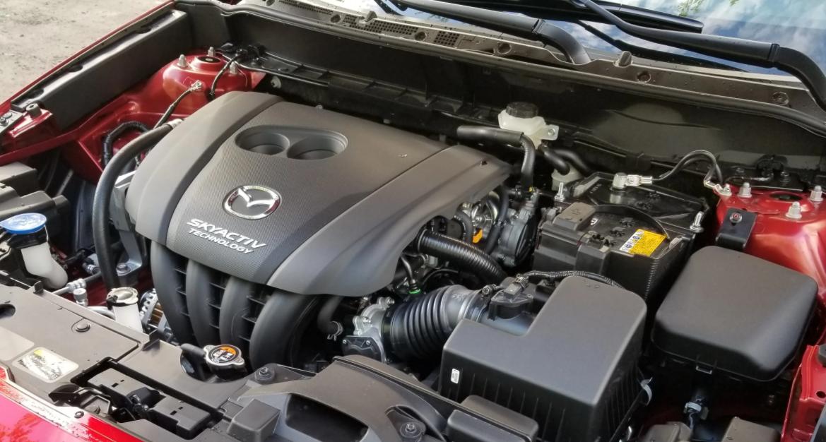 2022 Mazda CX3 Engine