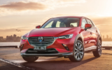 2022 Mazda CX3 Exterior