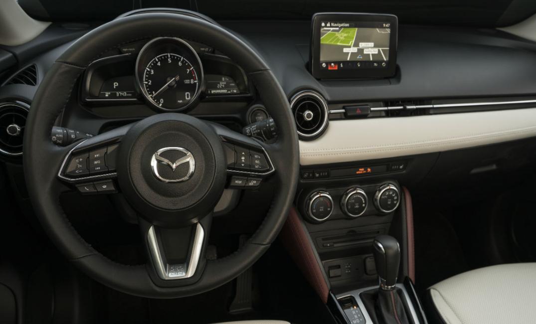 2022 Mazda CX3 Interior