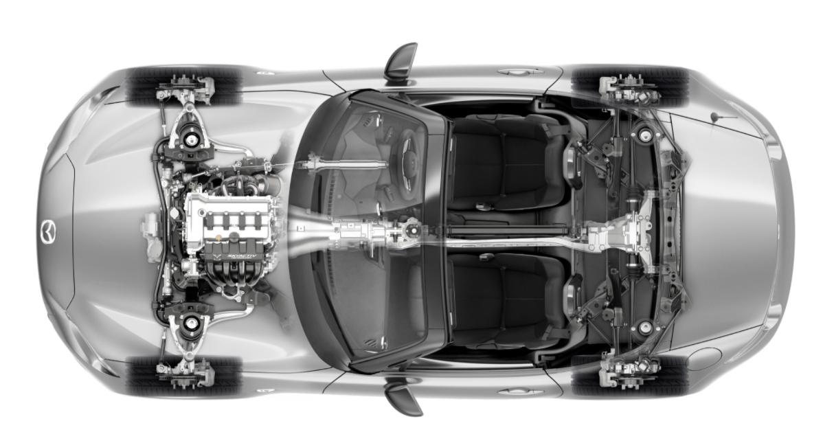 2022 Mazda MX-5 Miata Engine