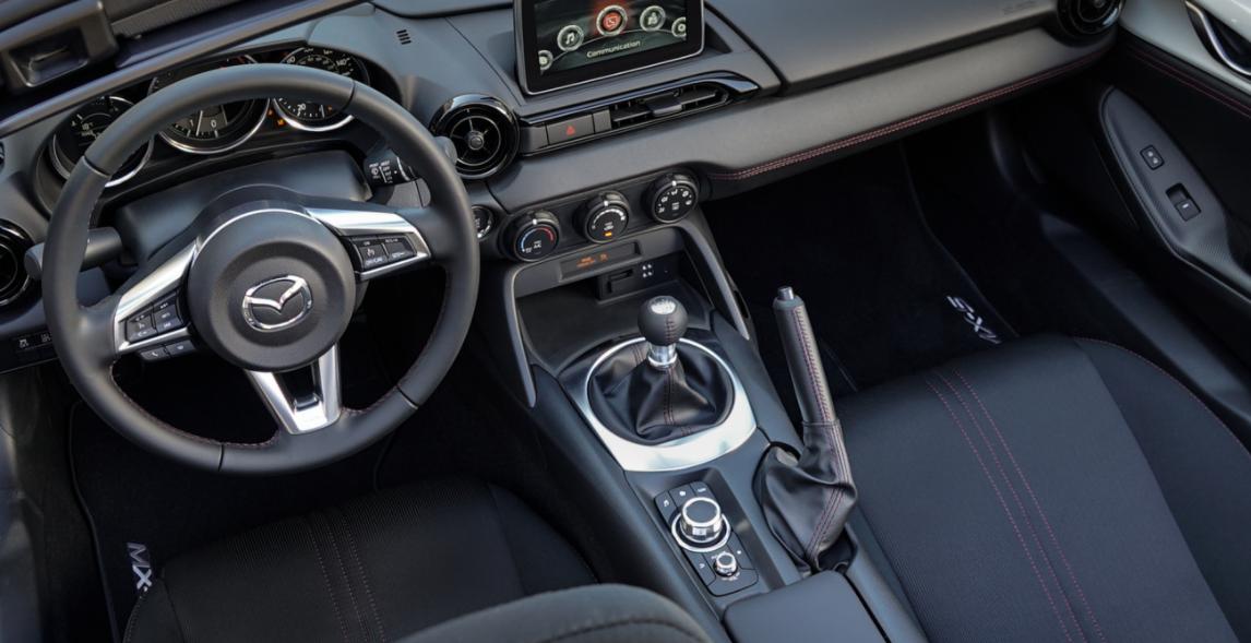 2022 Mazda MX-5 Miata Interior