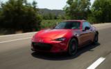 2022 Mazda MX5 Exterior