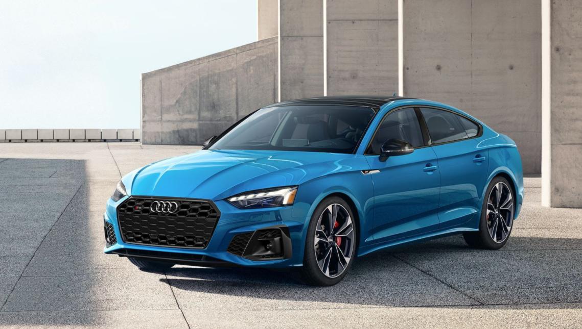 2023 Audi RS5 Exterior