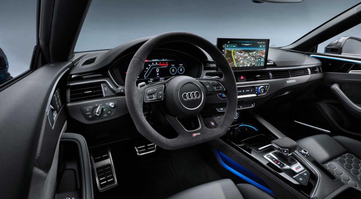 2023 Audi RS5 Interior