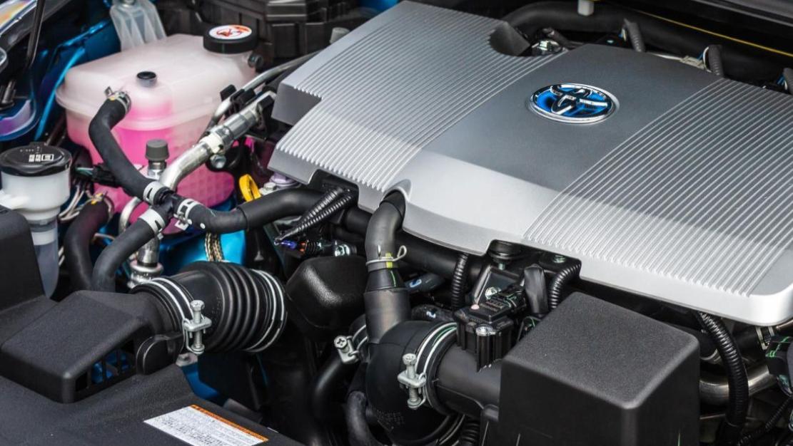 2023 Toyota Prius Engine