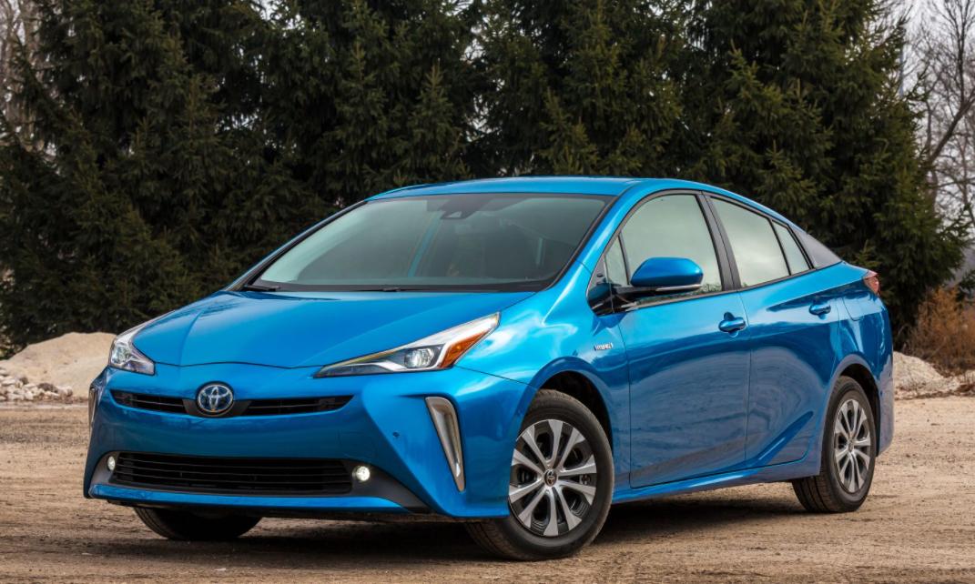 2023 Toyota Prius Exterior