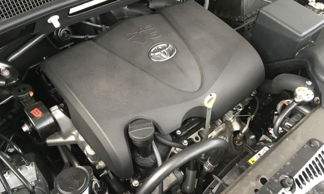 2023 Toyota Sienna Engine