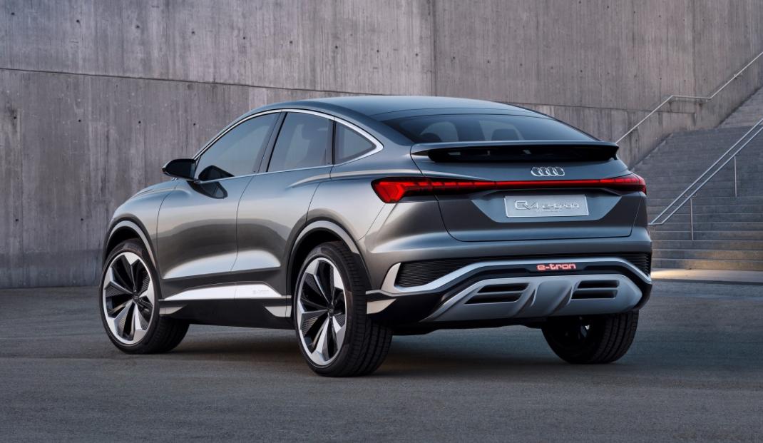 Audi Q4 2022 Engine