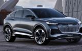 Audi Q4 2022 Exterior