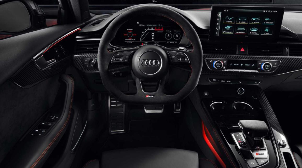 Audi RS4 2023 Interior