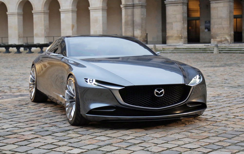 New 2022 Mazda 6 Exterior