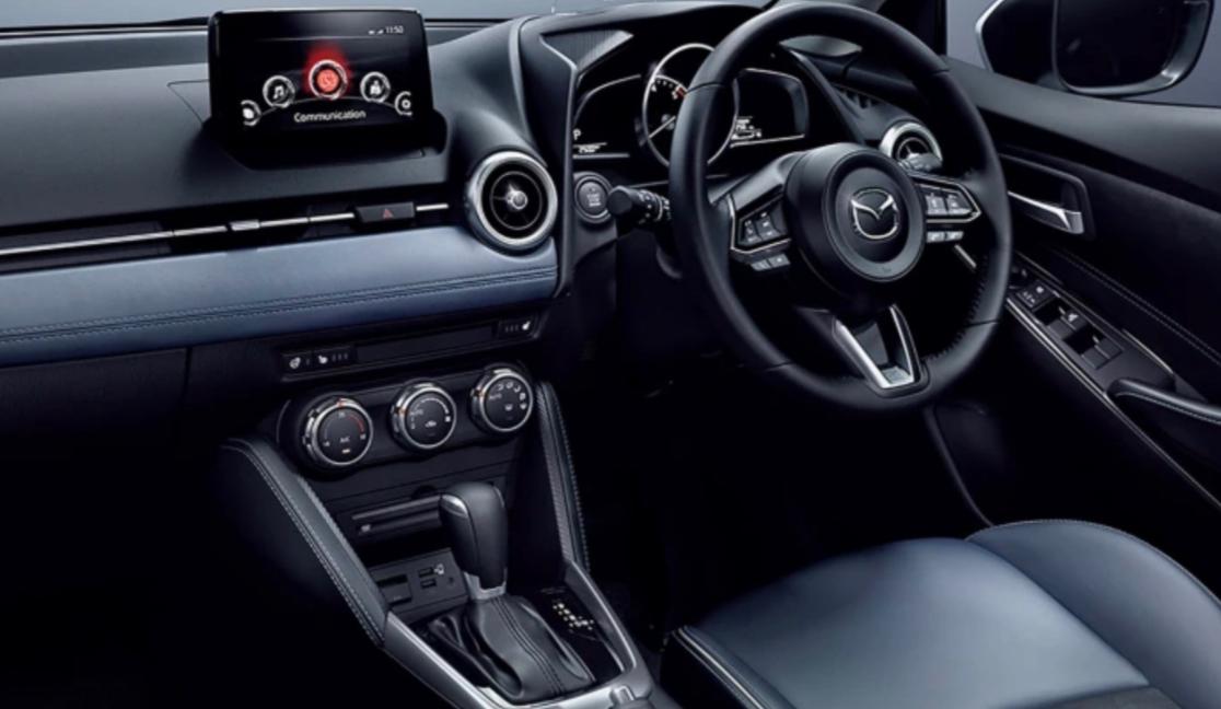 New 2022 Mazda 6 Interior