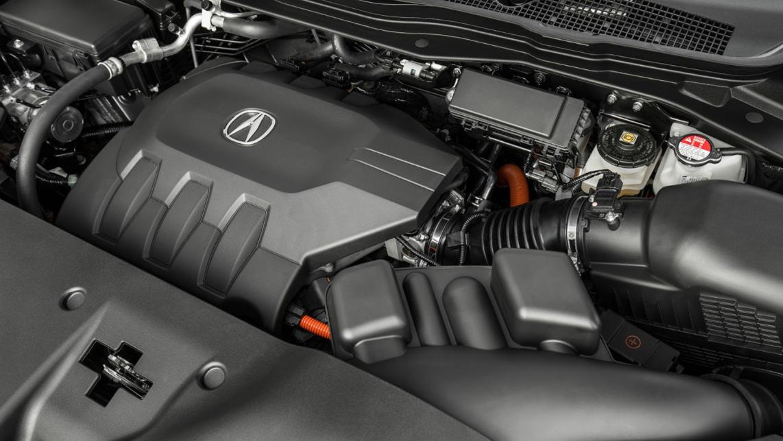 2022 Acura MDX Engine