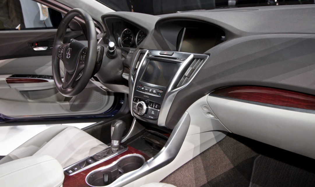 2022 Acura TLX Interior