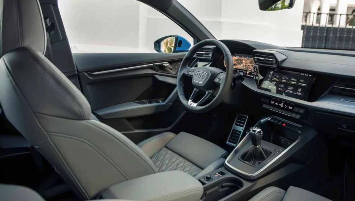 2022 Audi A3 Interior