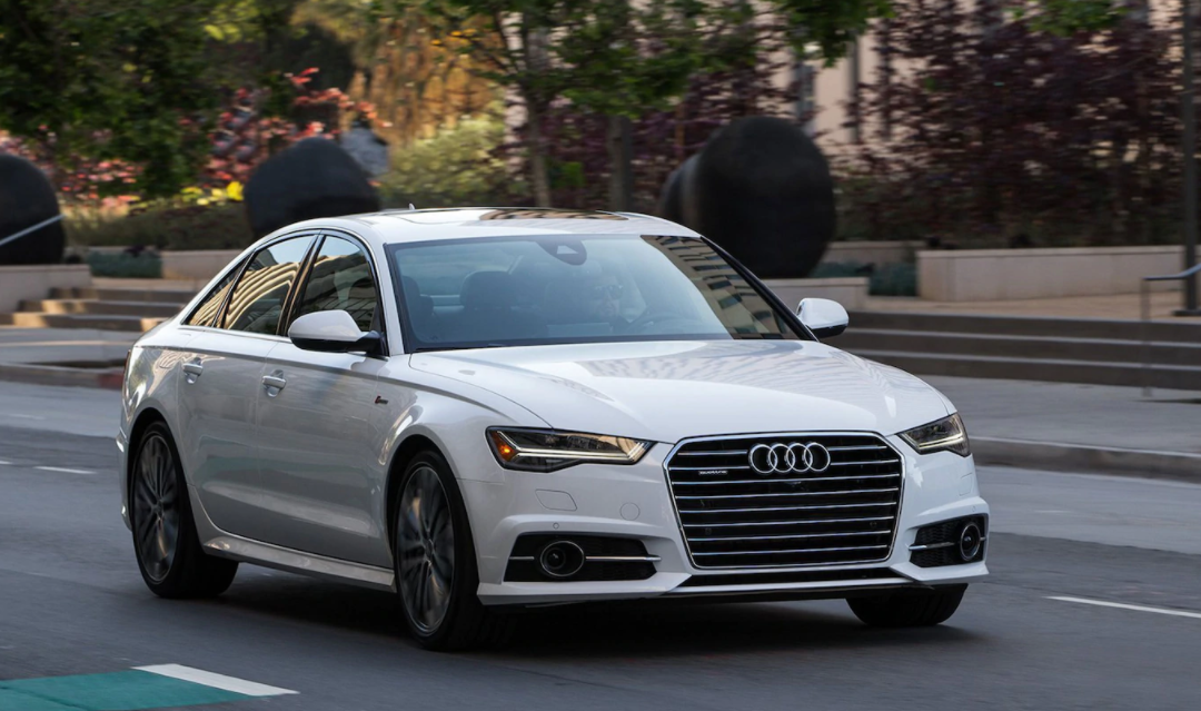 2022 Audi A6 Exterior