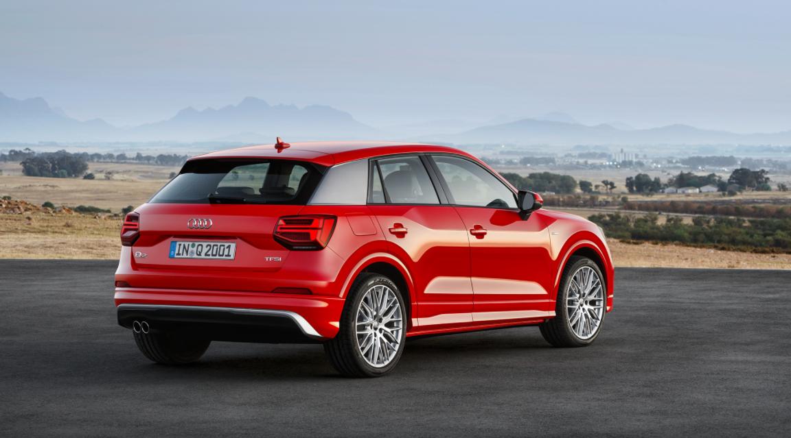 2022 Audi Q2 Engine