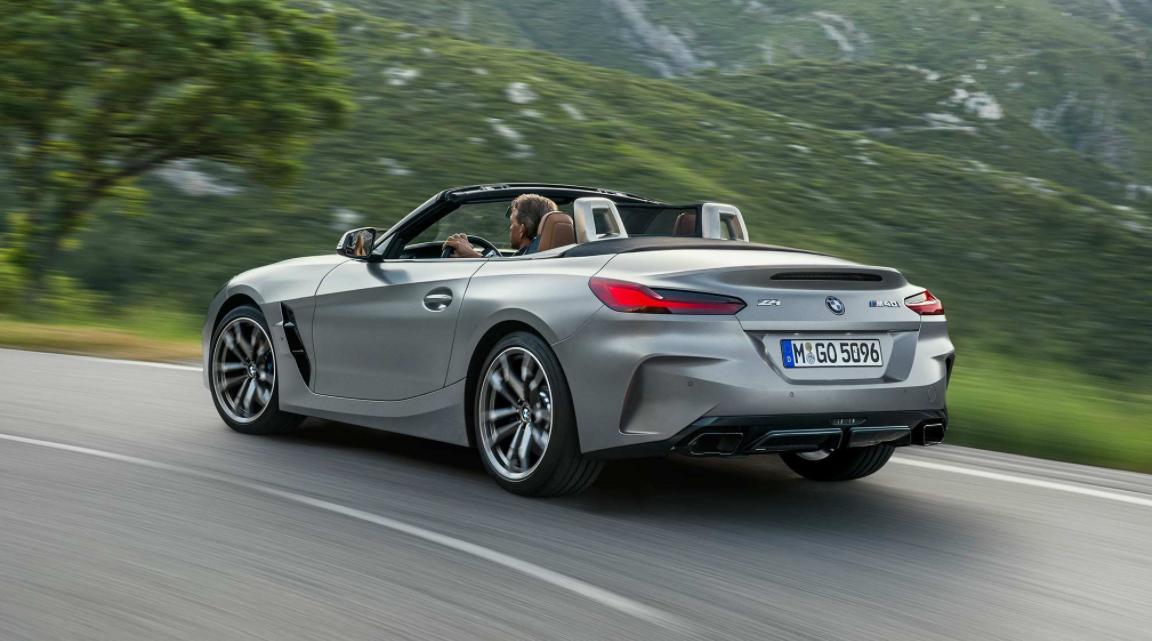 2022 BMW Z4 Roadster Engine