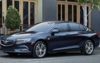 2022 Buick Regal Exterior
