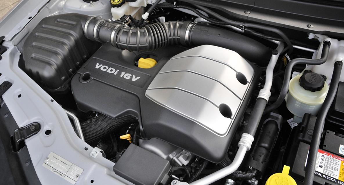 2022 Chevrolet Captiva Engine