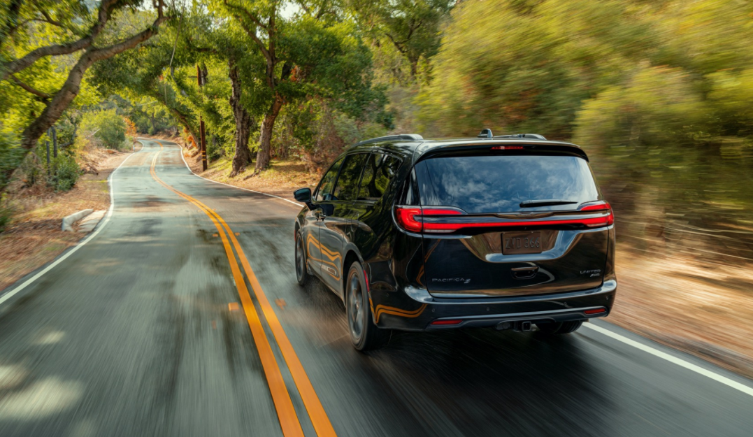 2022 Chrysler Pacifica Engine