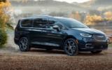 2022 Chrysler Pacifica Exterior