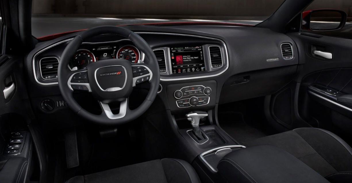 2022 Dodge Barracuda SRT Interior