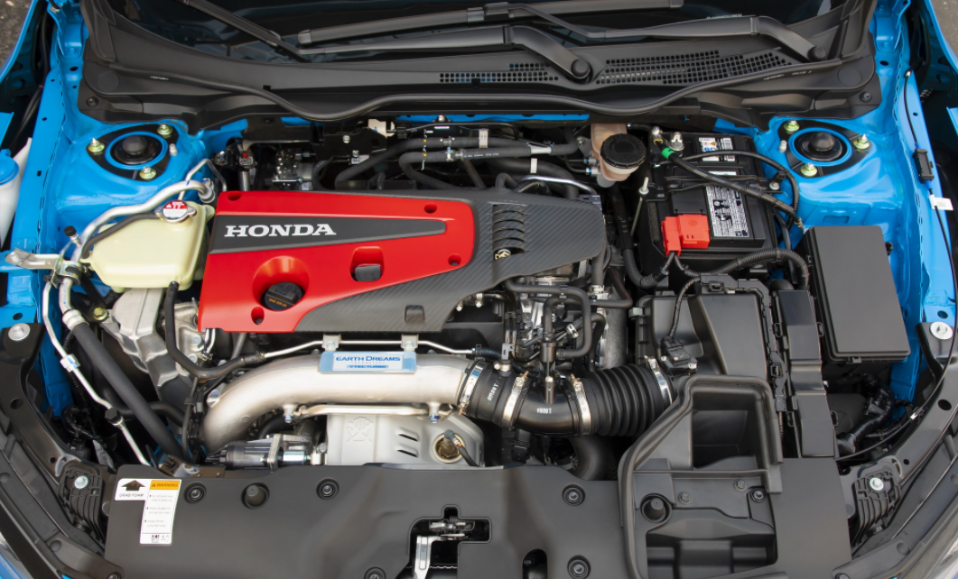 2022 Honda Accord Type R Engine