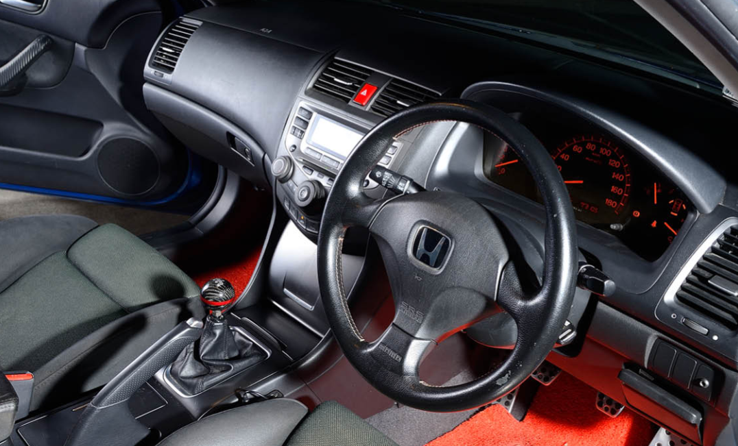 2022 Honda Accord Type R Interior