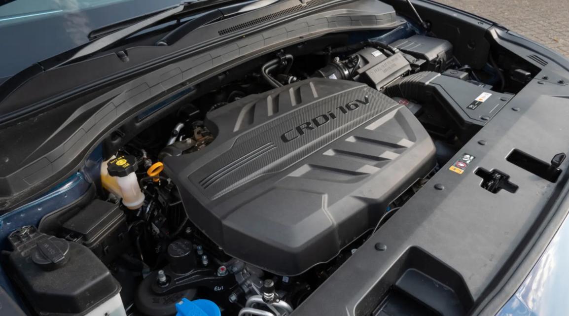 2022 Hyundai Santa Fe Engine