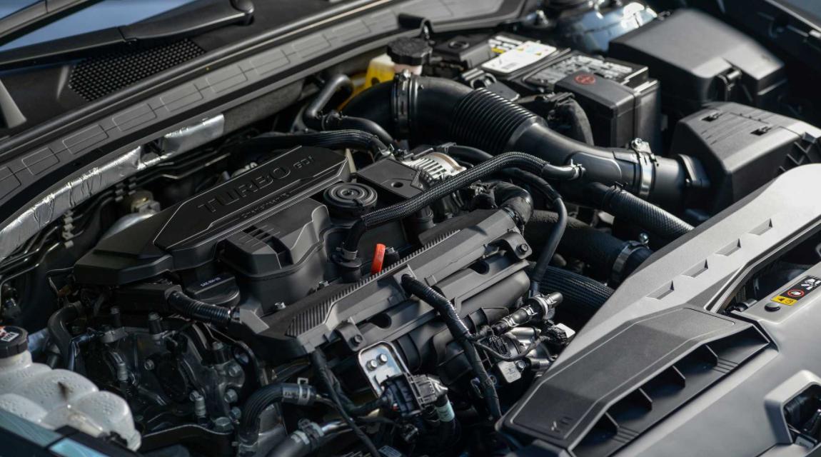 2022 Hyundai Sonata Engine