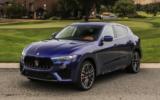 2022 Maserati Levante SUV Exterior