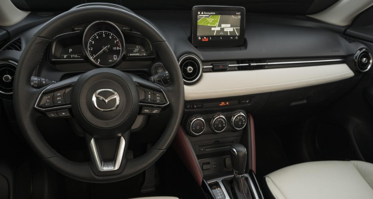2022 Mazda CX 3 Interior