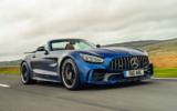 2022 Mercedes AMG GT Exterior