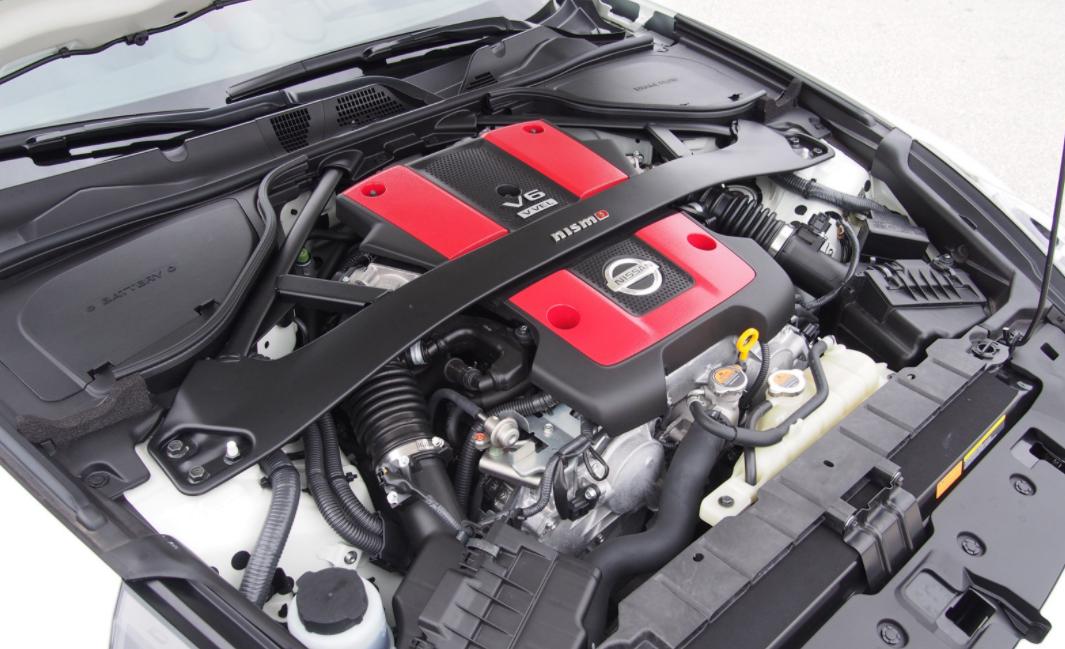 2022 Nissan 370Z Nismo Engine