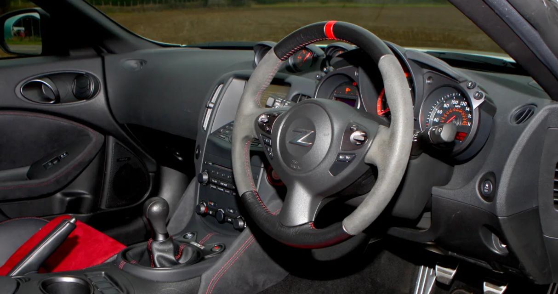 2022 Nissan 370Z Nismo Interior