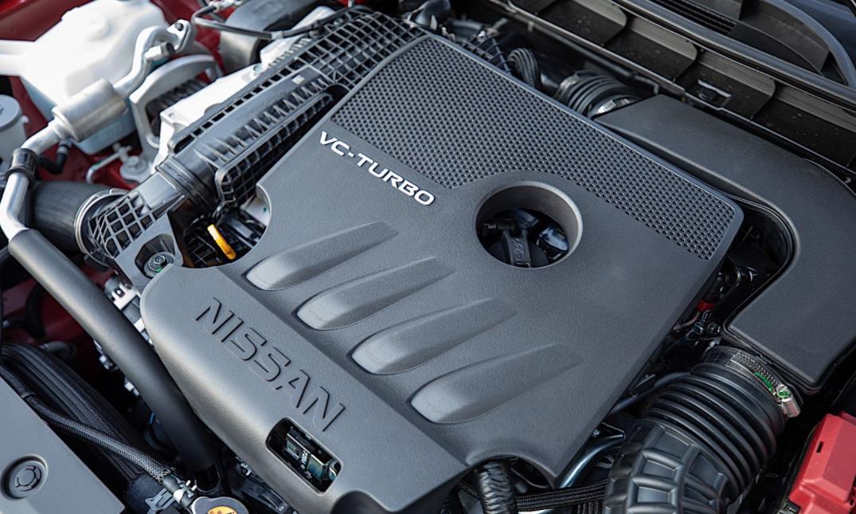 2022 Nissan Altima Engine