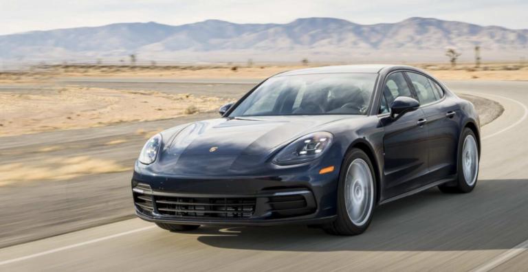 2022 Porsche Panamera Exterior