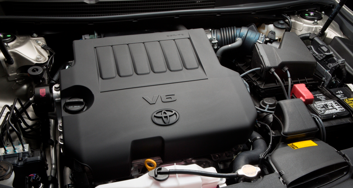 2022 Toyota Avalon Engine