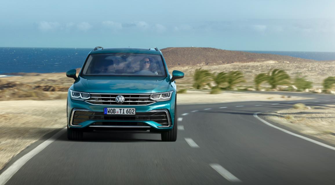 2022 Volkswagen Tiguan Exterior