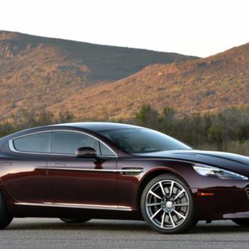 2022 Aston Martin Rapide S Exterior
