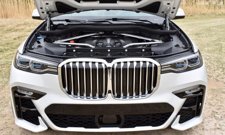 2022 BMW X7 Engine