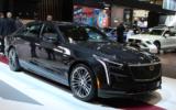 2022 Cadillac CT6 Exterior